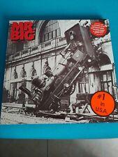 Mr. Big Lean Into It LP 1991 VG+