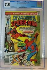 🕷 Spectacular Spider-Man #1 Cgc 7.5 Key *Not Pressed* See Our Other Items! 🤘