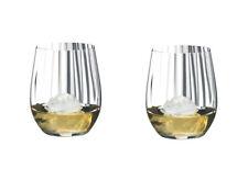 2 RIEDEL Tumbler, Whiskyglas, Collection OPTICAL O, Kristallglas ,  0515/05