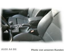 mittelarmlehne für Audi a4 b6 armlehne mal armrest mittelkonsole Schwarz leder
