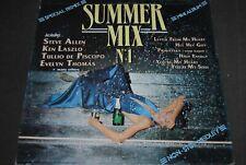 """SUMMER MIX N°1  / 12"""" MAXI VINYL / NUNK RECORDS - 10001"""
