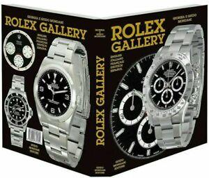 NEW ROLEX GALLERY BOOK by MONDANI ITALY (AMAZON PRICE NOW £768).