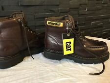 Caterpillar Brown Lace Up Loafers Shoes/Boots Casual UK 4 (RARE)