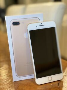 Apple iPhone 7 Plus - 256GB - Gold (Unlocked) A1784 (GSM) (AU Stock)