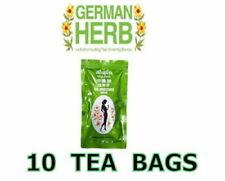 GERMAN SLIMING HERB TEA Slimming Weight Loss calories burning Green 1-1000 Bags