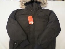THE NORTH FACE GOTHAM JACKET II TNF BLACK CYK7JK3 Mens SIZE MEDIUM M NWT