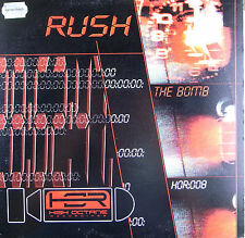 "maxi 12"" 30cms: Rush: the bomb, high octane C4"