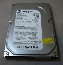 """80 GB MAXTOR DiamondMax 20 9DR111-326 F/W:3.AAE 3.5"""" unità disco fisso SATA/HDD"""