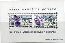 MONACO BLOC TIMBRES 1988 NEUFS XX - BLOC N° 40