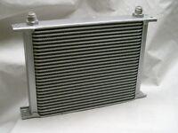 Burstflow Universal Ölkühler 30 Reihen Öl Kühler passend für AUDI BMW VW AN10