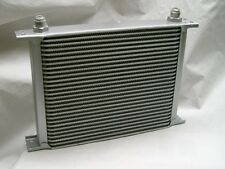 Burstflow Universal Ölkühler 30 Reihen Öl Kühler passend für AUDI BMW VW AN08