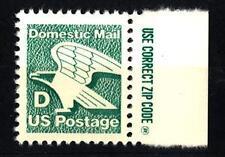USA - STATI UNITI - 1985 - Francobollo per aumento di spese postali da 20 a 22 C