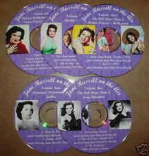 JANE RUSSELL on the air - Vintage Radio Shows OTR-CDs