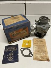 NOS Tillotson Carburetor YRC-2 1 BBL Chevrolet 1932 To 1951 Dodge Chrysler 1682