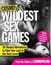 COSMO'S WILDEST SEX GAMES CARD GAME NOVELTY GIFT
