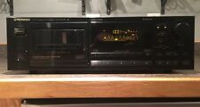 Pioneer CT-M50R 6-Cassette Tape Recorder SIX TAPE CHANGER Mint W/box Manual
