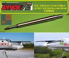 "1/72. Tupolev Tu-95 familis modern refuelling beam, by ""Dymo-K 72"" 72095/2. NEW!"