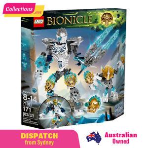 GENUINE LEGO BIONICLE - Kopaka and Melum - Unity Set - 71311 - FREE Shipping !!