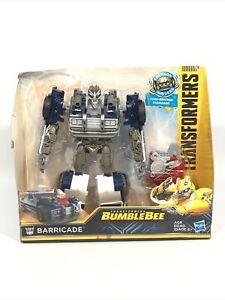 Transformers Bumblebee Energon Igniters Nitro Series Barricade  NEW