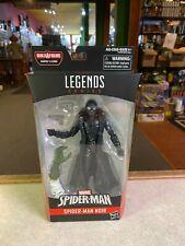 "Hasbro Marvel Legends 6"" Figure NIP NEW - BAF LIZARD Series SPIDERMAN NOIR"