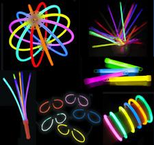 Glow in the Dark Glow Sticks, Bracelets, Bunny Ears, Glasses, Wand, Lantern