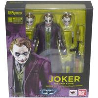 Bandai S.H. Figuarts - The Dark Knight - Joker Action Figure AUTHENTIC!!!