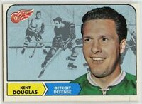 1968-69 Topps #26 Kent Douglas EX-NM Condition (2020-09)