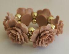 vintage lucite stretchy bracelet
