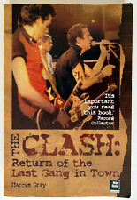 THE CLASH / RETURN OF THE LAST GANG IN TOWN / MARCUS GRAY / 2nd. REVISED EDITION