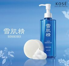 Kose Sekkisei Clear Cleansing Oil Rinse off Formula - 250 ml