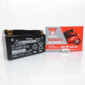 Batteria Yuasa Per Moto Yamaha 1000 YZF R1 2004 Per 2014 YTZ10-S/12V 8Ah Nuovo