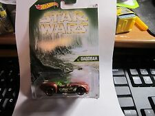 "HOT WHEELS-""DISNEY STAR WARS"" #5 DAGOBAH"
