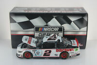 BRAD KESELOWSKI #2 2020 DISCOUNT TIRE BRISTOL RACED WIN 1/24 SCALE NEW FREE SHIP