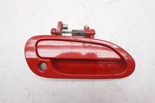 2000-09 Honda S2000 AP1 AP2 RED OEM PASSENGER OUTER DOOR HANDLE 72140-S86-K02YD