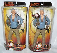 Set Of 2 Matching A-Team Action Figures Hannibal 12 Inch Talking Figures Liam