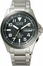 Citizen Promaster Land PMD56-2952 Eco-Drive Titanium Men's Watch New in Box