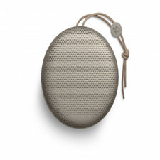 B&O PLAY by Bang & Olufsen Beoplay A1 Bluetooth Wireless Portable Speaker, Clay