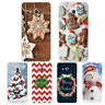 Soft Case For HTC Desire 530 630 628 12s U Ultra Play One M8s Back Cover X'mas