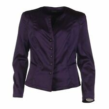 Nylon Patternless Casual Plus Size Coats & Jackets for Women