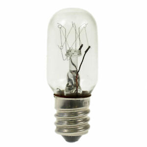 6V 3W E12 Screw in Light Bulb 16mm X 45mm (Pack of 5)