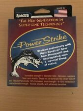 Woodstock Power Strike Spectra Fiber Braided Super Line, Green, 150 Yard Spools,