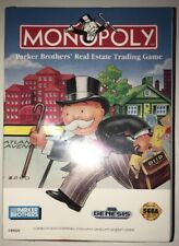 Monopoly Sega Genesis  Brand New, Unopened, Sealed GREAT CONDITION