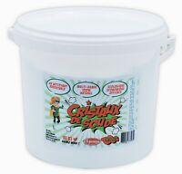 Cristaux de soude en poudre - Seau 3,5 Kg + Guide d'utilisation