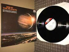 Holst. The Planets LP. EMI Eminence EMX 2003. Exc.