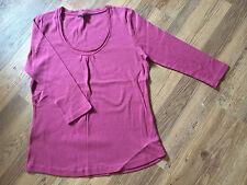 Papaya Scoop Neck 3/4 Sleeve Women's Other Tops