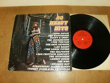20 HEAVY HITS : VARIOUS ARTISTS - USA LP 1970 - CRYSTAL CORP 734677