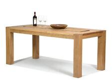 Esstisch Esszimmer Massivholz Tisch 180x90cm Pinie, Farbton Honig hell gewachst