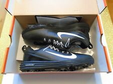 New In Box Nike Lunar Command 2 W Wide women's Golf Shoes Black White 880121-001