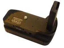 Poignee de batterie pour Nikon D5100, D5200, D5300