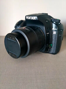 Pentax K20 + SMC F 35-80